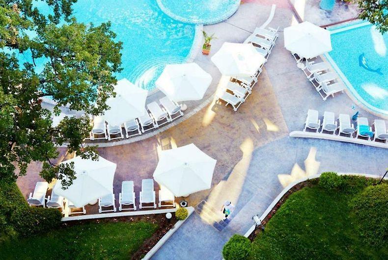 Hotel Green Park Golden Sands
